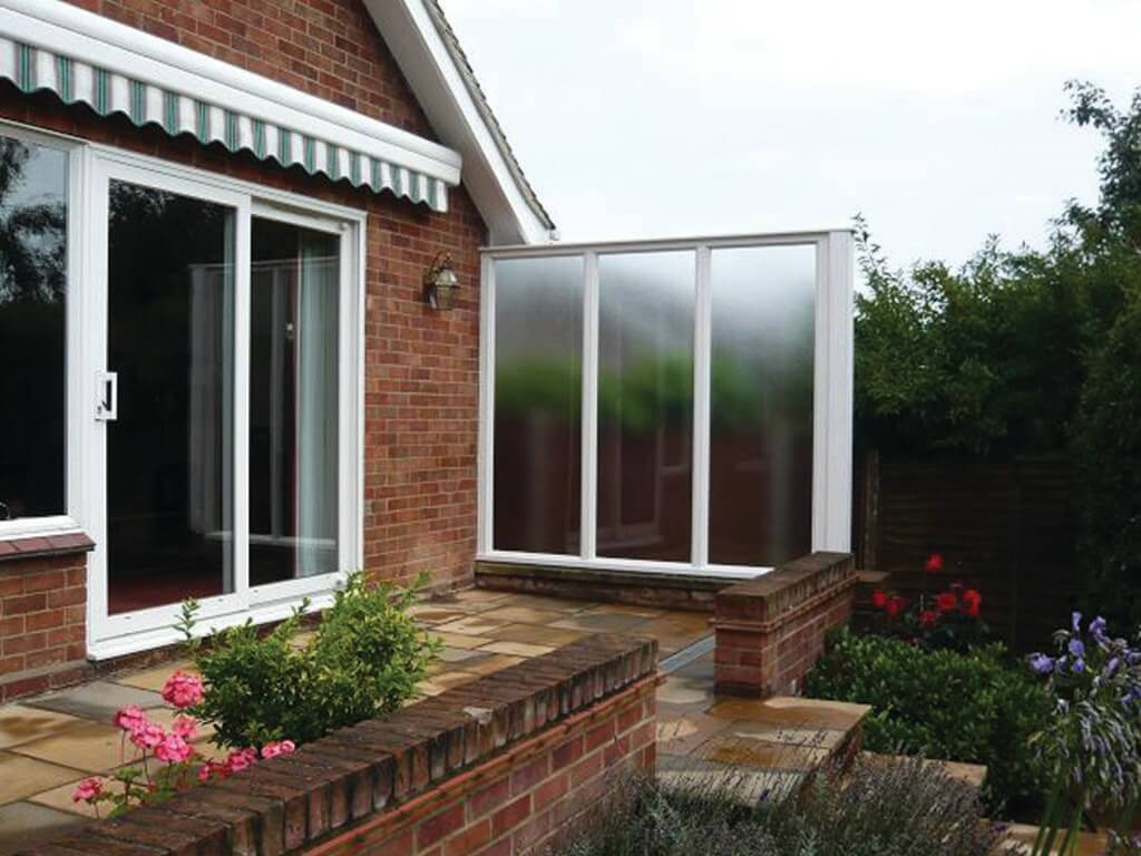 Garden Patio Screen Carpentry Norwich