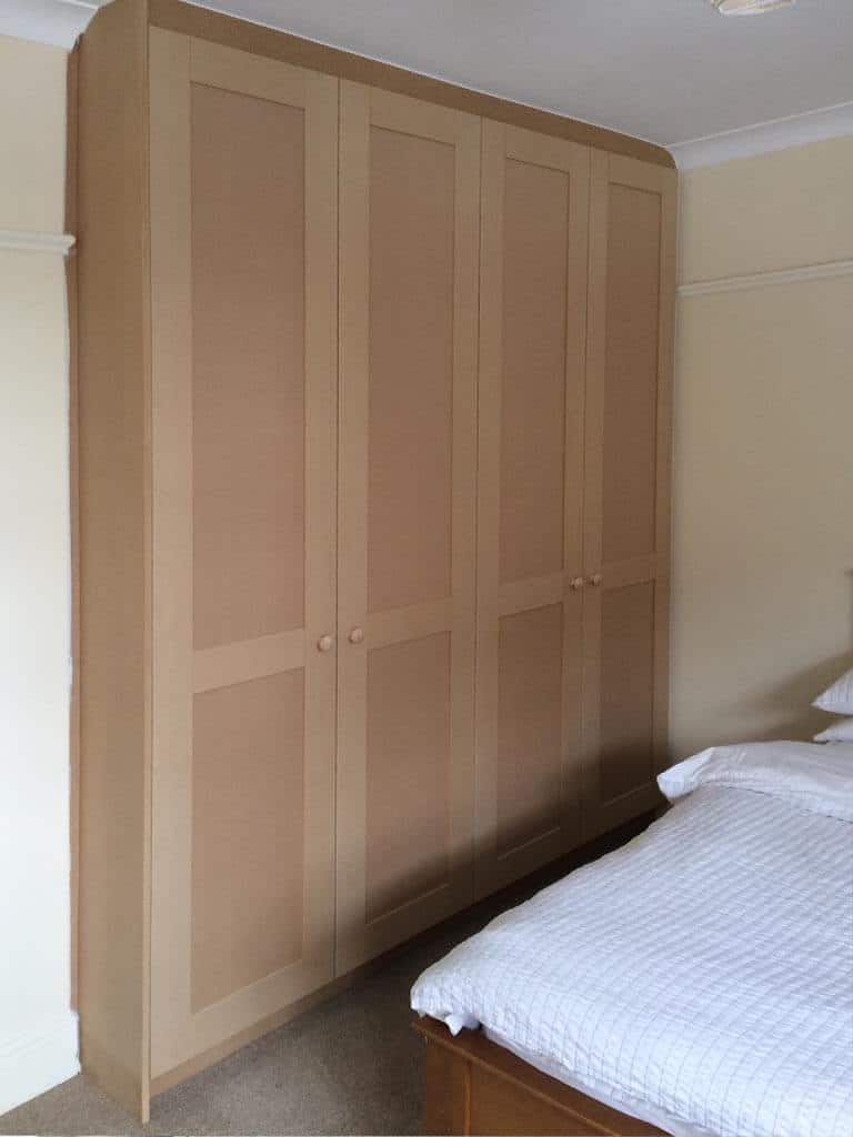 MDF wardrobes Fitted Norwich