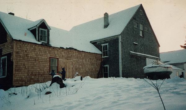 Carrie Gilbert House