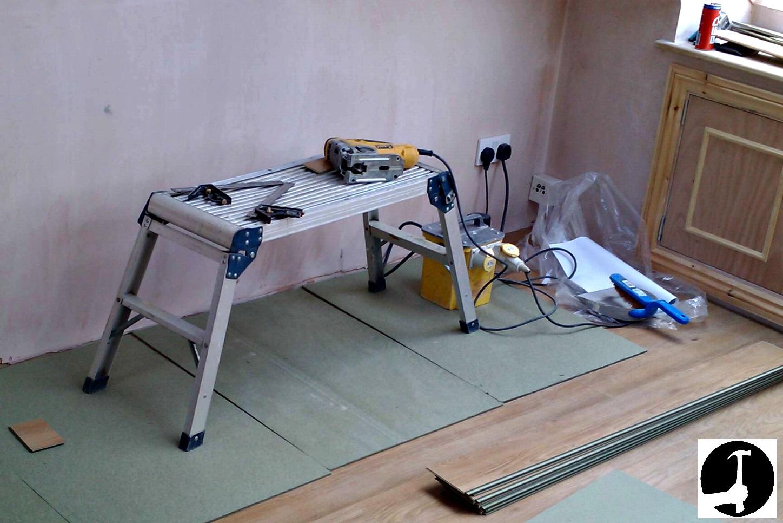 How To Cut Pergo Flooring