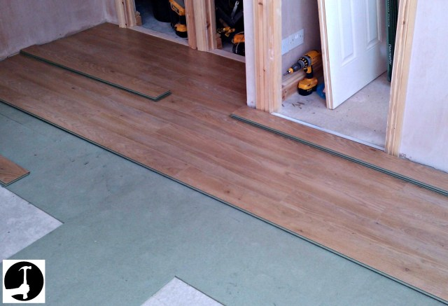 See How I Install Laminate Flooring To