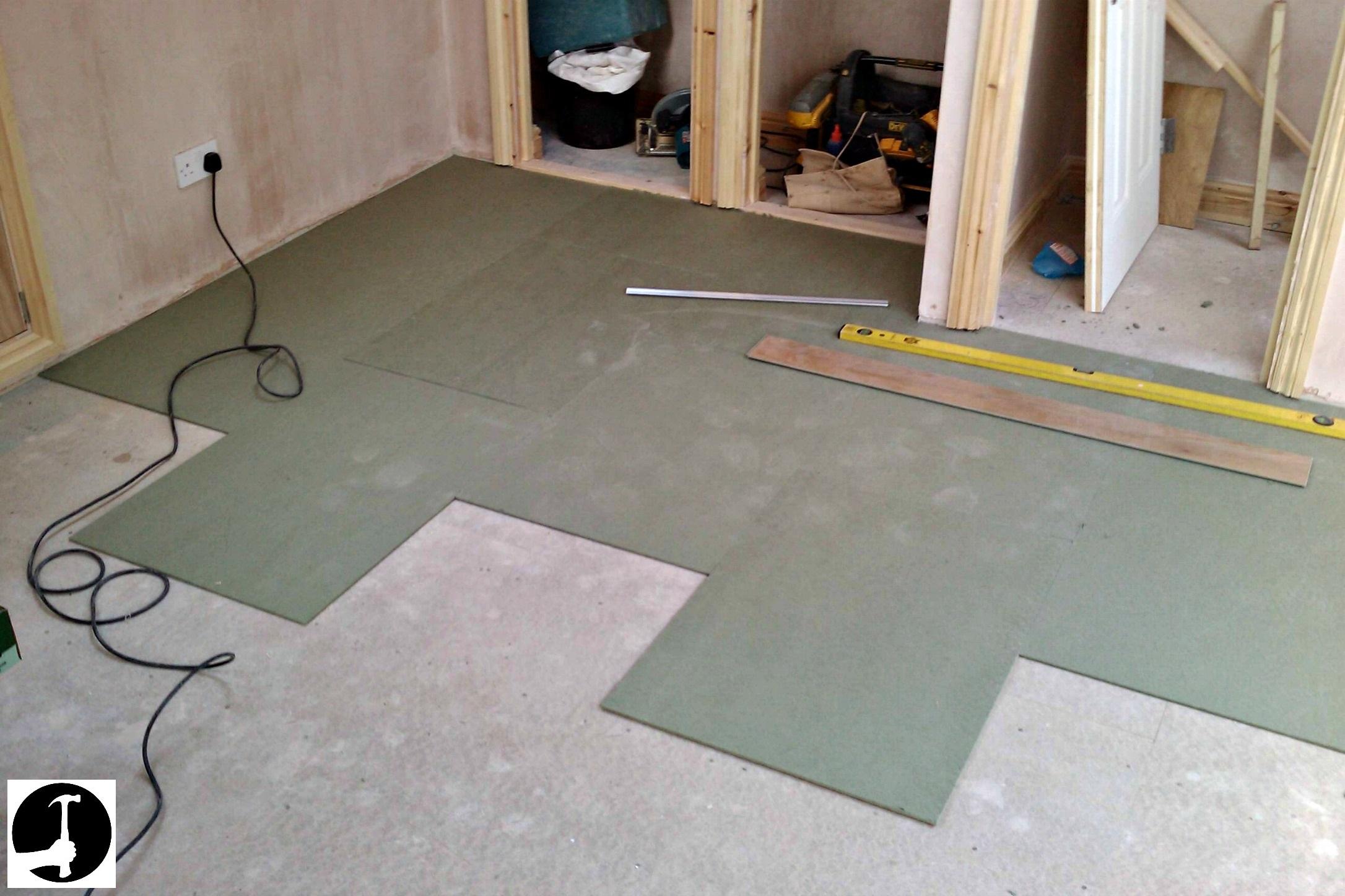 which laminate flooring underlay is