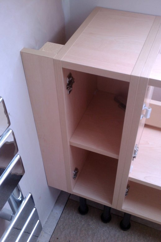 ikea kitchen cabinets small island on wheels how to install bathroom vanity units that make your ...