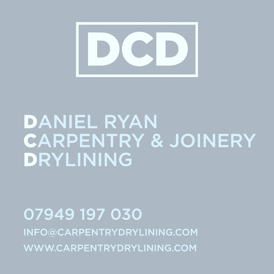 Daniel Ryan Carpentry & Joinery Dry Lining