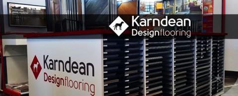 Karndean Flooring updates Design Studio at American Carpet Wholesalers