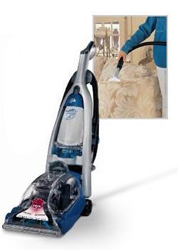 Dirt Devil Platinum Force Shampooer Carpet Cleaner