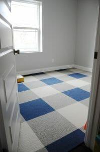 discount carpet tile squares
