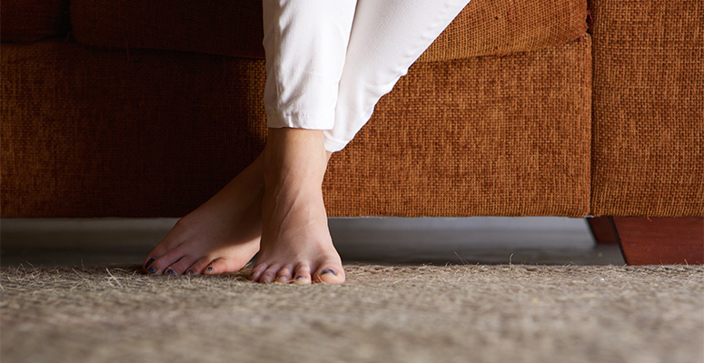 Prevent Furniture Marks in Carpet the Easy Way