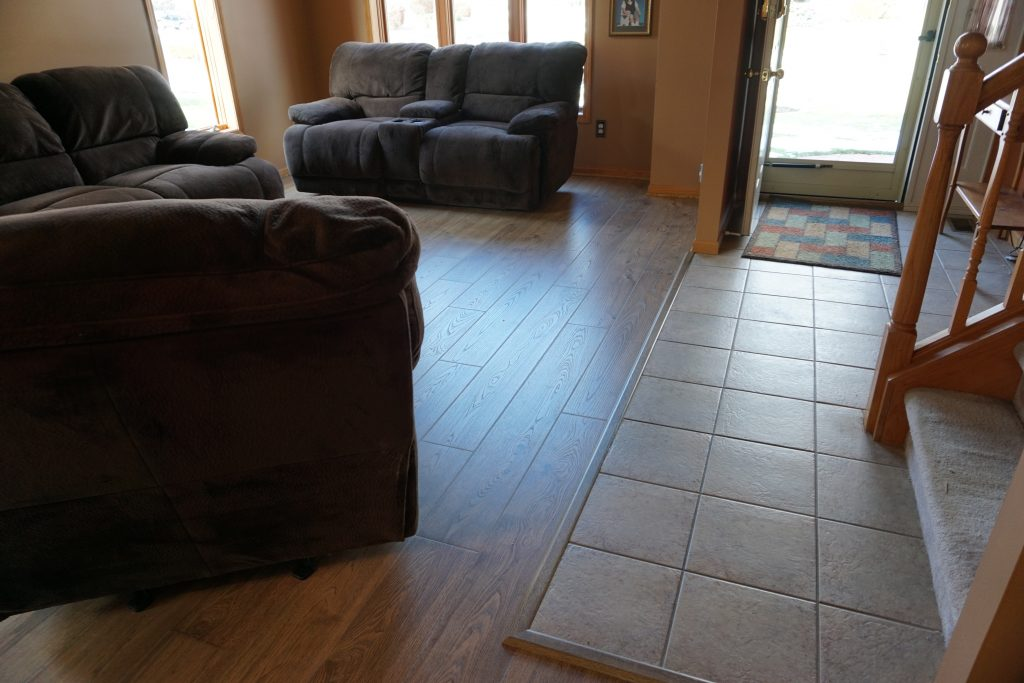what are flooring transition strips