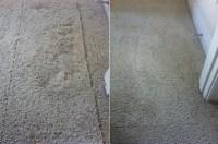 Doorway Carpet Damage Repair | Carpet Repair Houston ...