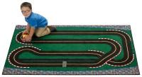 racetrack rug | Roselawnlutheran