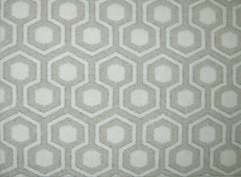 Buy Hexagon House by Prestige Pattern Wool  Carpets in Dalton