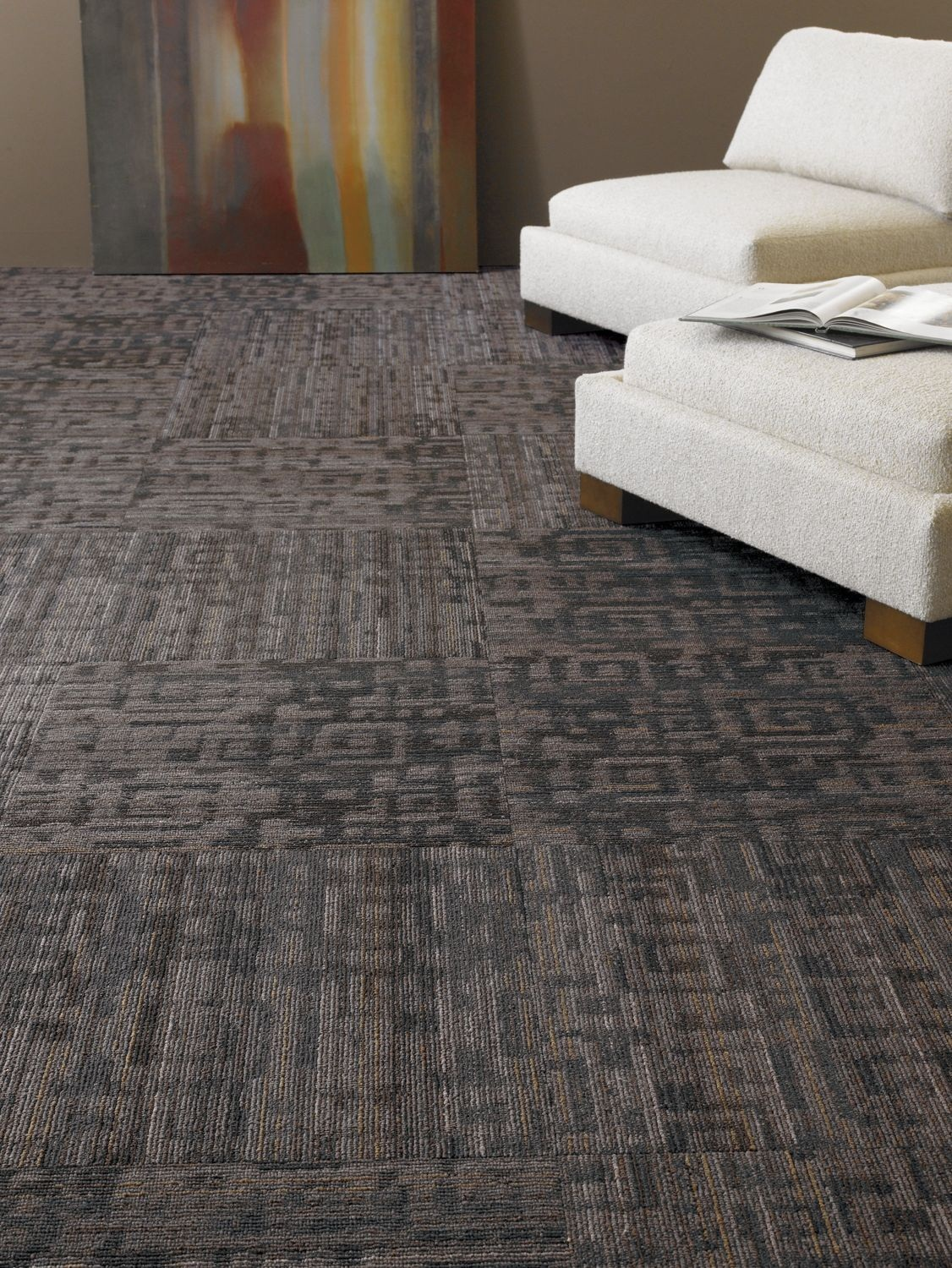 Fanatic by Shaw  Queen  Tile  Nylon  Commercial
