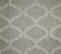 Patterned Berber Carpet