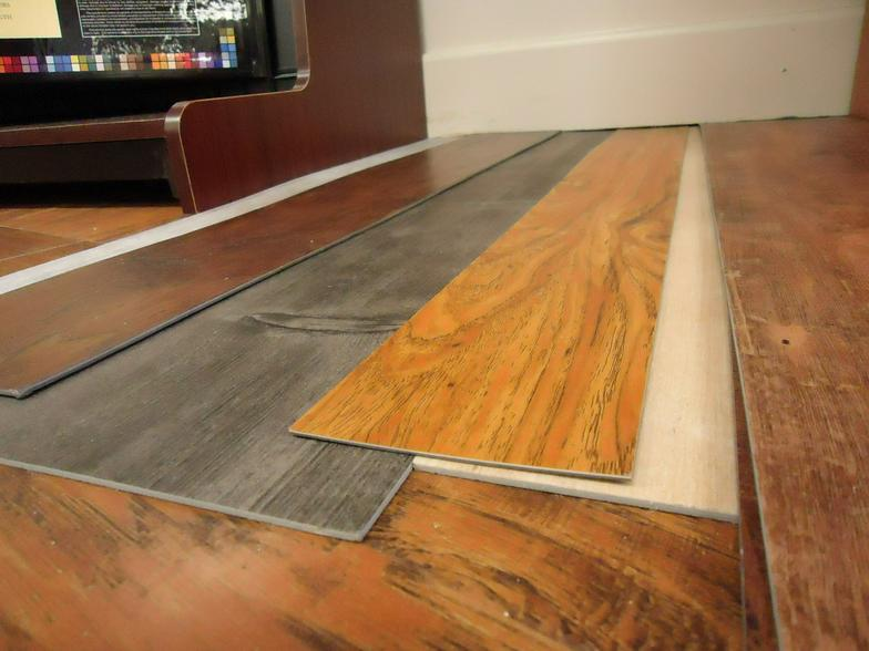 Luxury Vinyl Flooring Resilient
