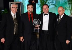 Josh Elder and Steve Elder CarpetsPlus Retailer of the Year