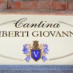 Cantina Viberti Giovanni - l'insegna