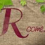 """""""R"""" come """"Rotondo"""""""
