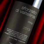 Sforzato di Valtellina black edition 2013 Plozza: inebriante speziatura.