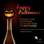 Buon Halloween 2019 da Carpe Vinum!