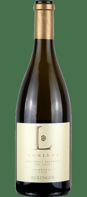 chardonnay Luminus 2016 - Napa Valley fronte