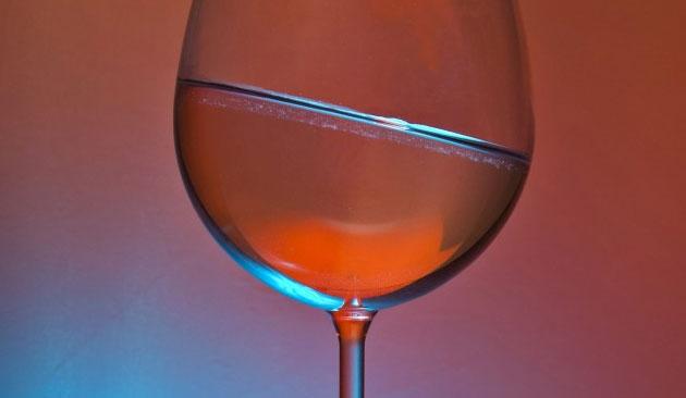 vino arancione