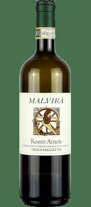 Roero Arneis Malvira fronte