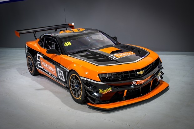 M Motorsport Chevrolet Camaro GT3 2015 Promo Shoot