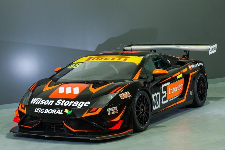 M Motorsport Lamborghini Gallardo Promotional Photography Photo shoot