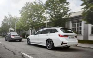 Geneva International Motor Show 2020: Världspremiär för tre plug-in hybrider i BMW 3-serien