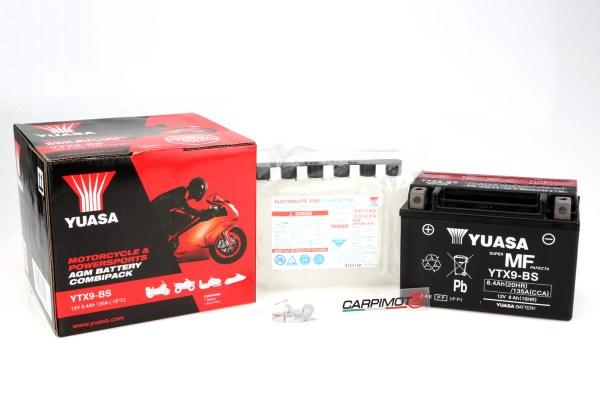 YTX9-BS Yuasa Batteries
