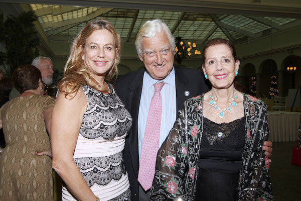 Lavinia Baker, Todd and Sharon Weintz