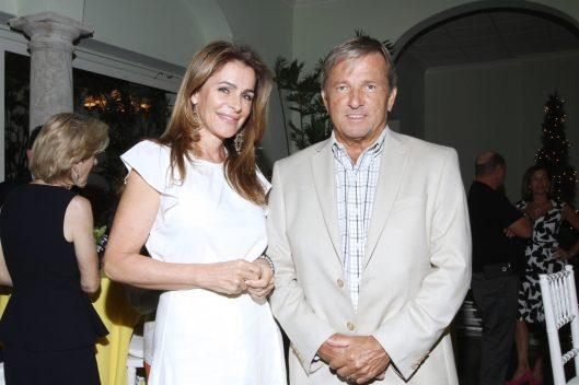 Margaret Luce & Jeff Mariner
