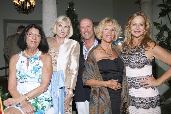 Diane Seltzer, Kathry Anderson, John McGreevy, Bebe Bernarding, Lavinia Baker