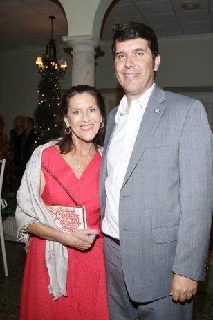 Cheryl Gowdy & Michael Cabot.