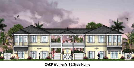 CARP Women's 12 Step Home