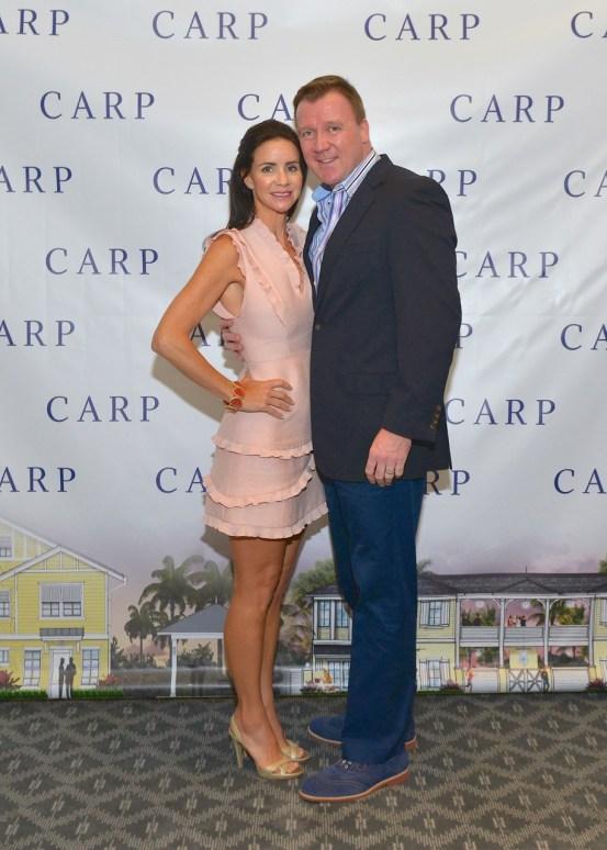 Sarah & Patrick Tighe