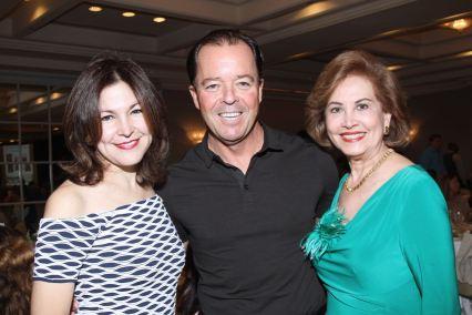 IMG_2625 Martha Belk, Wayne Player & Xiomara Ordonez