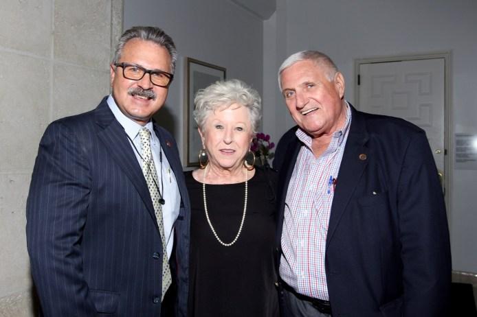 IMG_5179 Terry Shapiro, Jane Johnson & Allen Schwartz