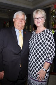 Deputy Chief Michael and Phyllis Gauger.