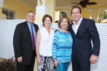 IMG_0142 Kelly Landers, Lynda Henry,Xiomara Ordonez & Rick Hamilton