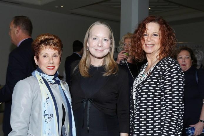 IMG_1457 Carolyn Yasuna, Michele Lutz, and Fran Marcone