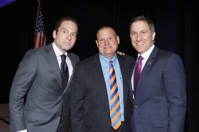 IMG_1666 Rick Hutchinson, Kelly Landers & State Attorney David Aronberg