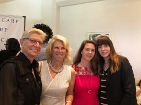 Kirsten, Anne, Christina, Mackenzie