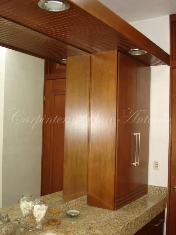 Carpintera San Antonio  Muebles gabinetes y