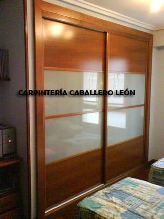 Mueble modelo Bahia cerezo  Caballero len