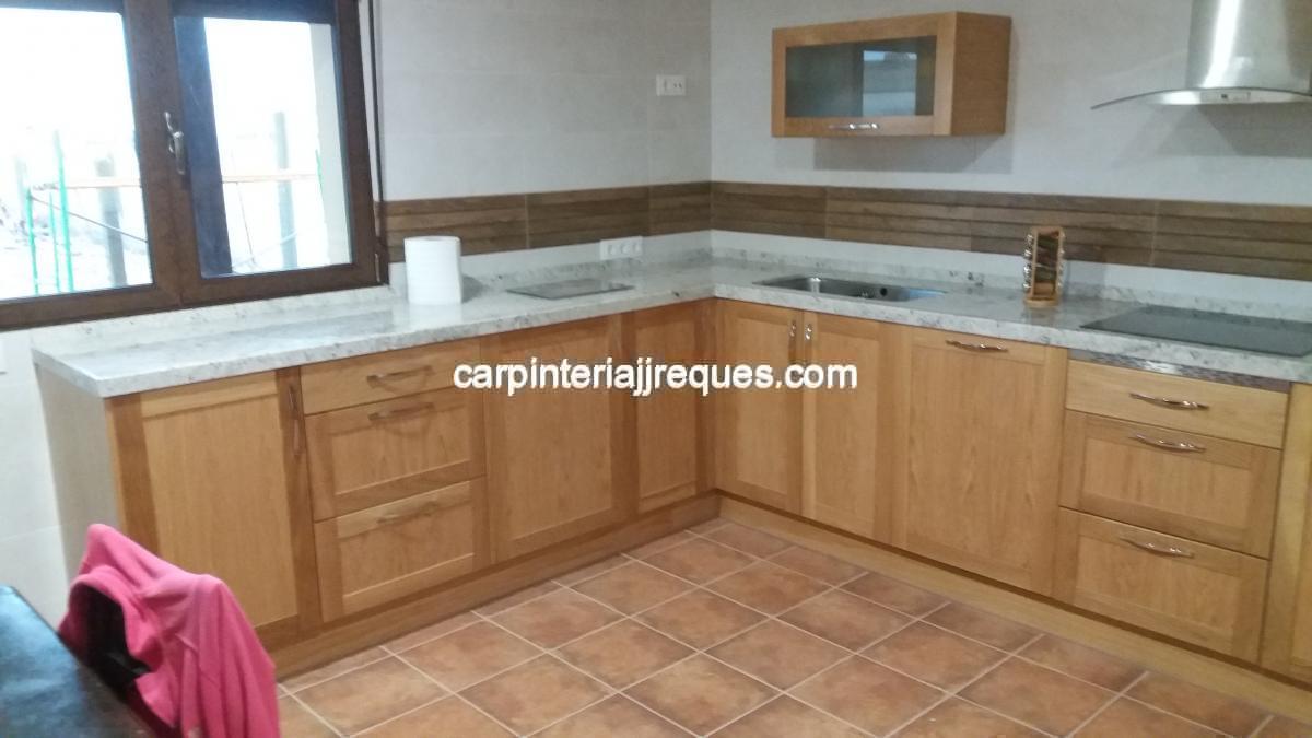 Muebles de Cocina  Carpintera JJ Reques