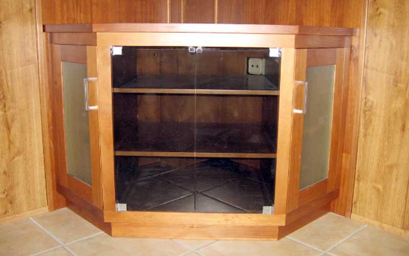 Muebles de saln comedor de madera Carpintera