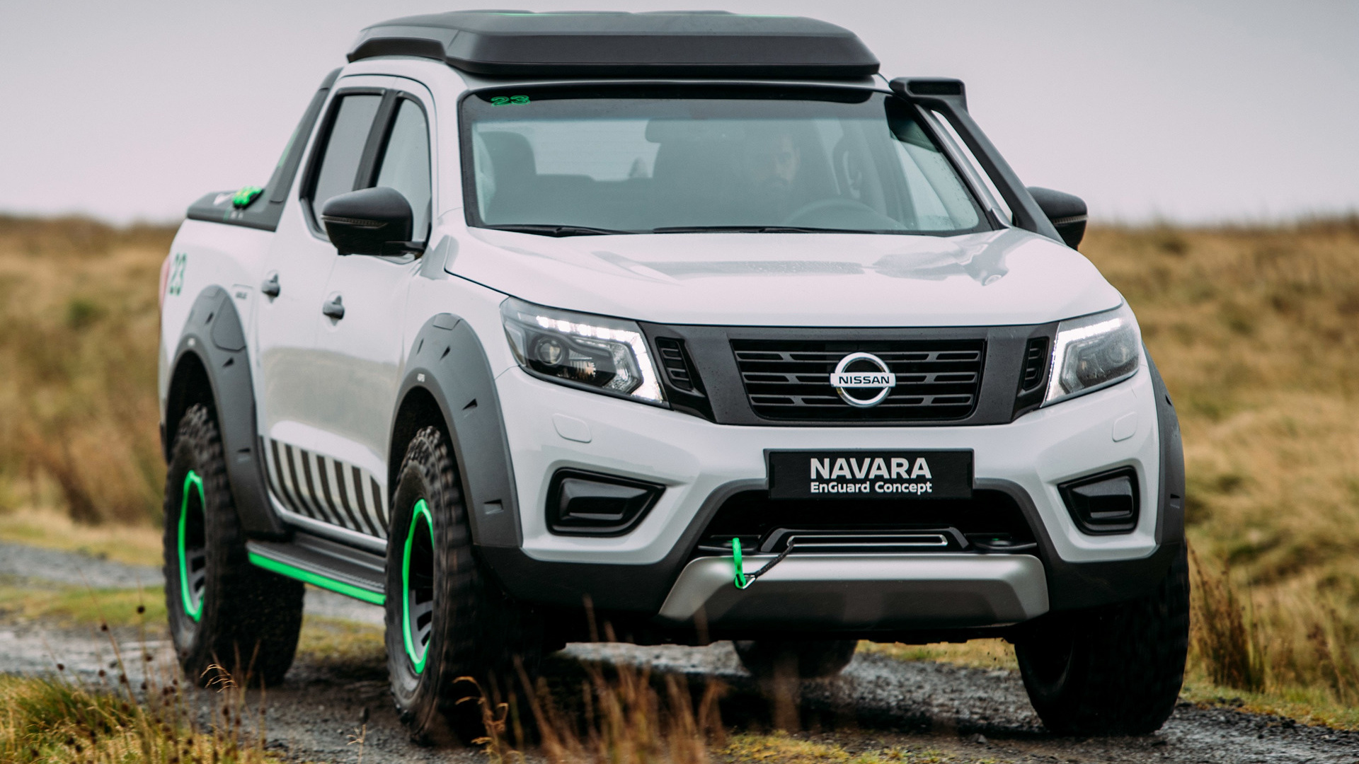 2016 nissan frontier wiring diagram mictuning push switch navara enguard concept (2016) wallpapers and hd images - car pixel