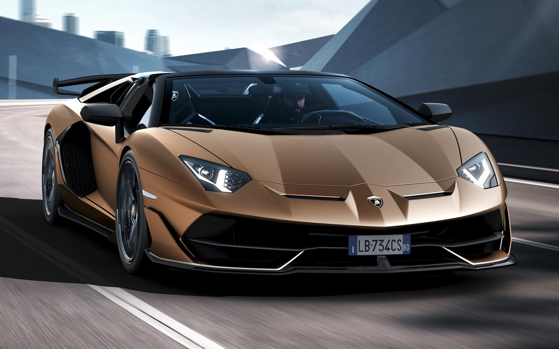 Lotus Car Hd Wallpapers 2019 Lamborghini Aventador Svj Roadster Wallpapers And